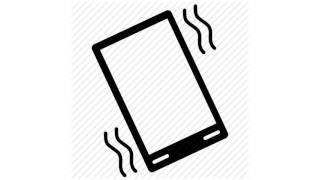 Mobile Phone vibration sound effect