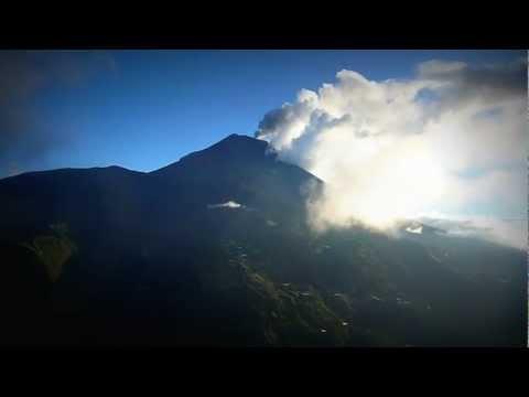 Tungurahua 2012