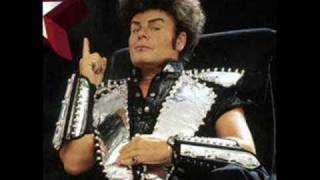 "Gary Glitter ""Do You Want To Touch Me"" (Studio) uk glam rock pop joan jett"