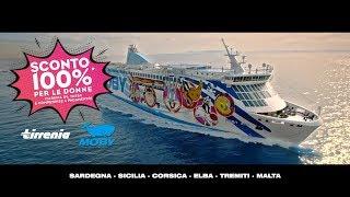 Traghetti Moby & Tirrenia - Spot tv 2018