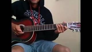 Luan Santana - Chuva de Arroz - violão