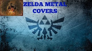 The Legend of Zelda: Ocarina of Time Title Theme [Metal Cover]