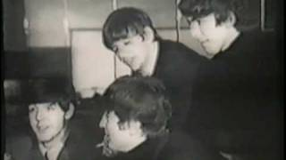 Beatles Christmas Message at Astoria Dec 24, 1963