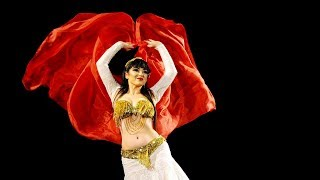 ❤ Come in my arms / Aaja Bahon Me by Aamir Kangda ❤ arabic belly dance HD