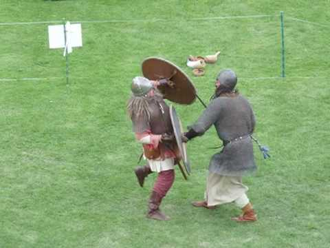 Viking Battle