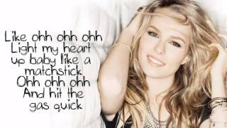 Bridgit Mendler ~ Ready Or Not (Lyrics Video)