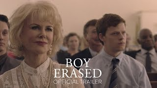 BOY ERASED – Official Trailer [HD] – In Theaters November width=