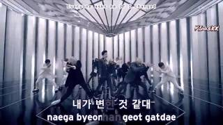 EXO-K - Overdose (중독) [Karaoke Subs + Instrumental + Eng]