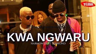 Harmonize ft Diamond Platnumz - Kwa Ngwaru (new music song) ya faidisha mashabiki... width=