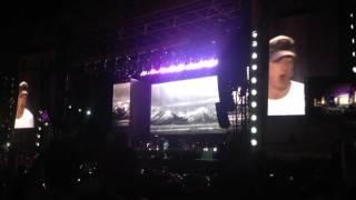 The Hills remix - Eminem ao vivo @LollaPalooza Brasil 2016