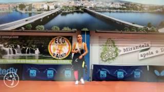 Mika Mendes - Apaixonado feat Claudio Ismael, choreo by Diana Costa Zumba