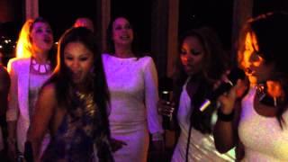 Karaoke: Spice Girls - Wannabe (Girls singing @ Rehearsal Dinner)