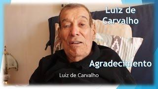 Luiz de Carvalho - Agradecimento pelos 20.000 likes no Facebook
