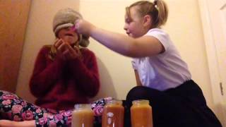 Baby food challenge with kym xx