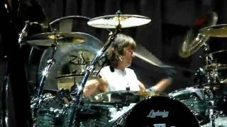REO Speedwagon Drummer, Bryan Hitt Drum Solo