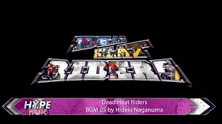 Dead Heat Riders: CAN'T STOP by Hideki Naganuma