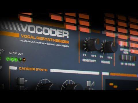 New UA Plug-Ins Include A Vocoder