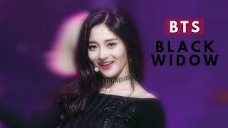"How would BTS (방탄소년단) sing PRISTIN (프리스틴) ""Black Widow"""