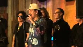 Press Conference: Original Santana band