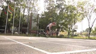Steven Castañeda - Santiago Bernal flatland 2014