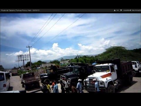 Route de Tabarre, Port-au-Prince, Haiti (FullHD) – 08/09/10
