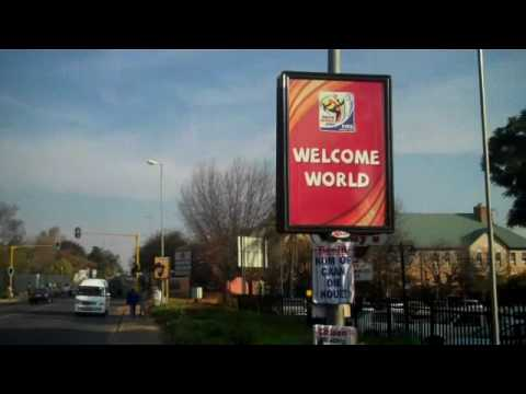 Mark and Sylv's South African Adventure – Part 1 – Arrival.wmv