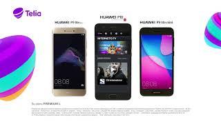 """Daugiau pramogų telefone! """"Huawei"""" pasiūlymai"""