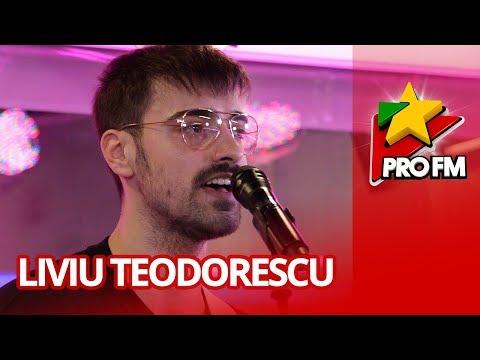 Liviu Teodorescu - Sa nu-mi iei niciodata dragostea (Cover Holograf) | ProFM LIVE