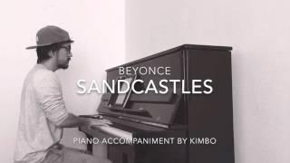 Beyonce - Sandcastles  (Piano Accompaniment / Karaoke / Sing Along + Sheets)
