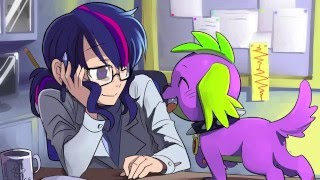 Nightcore - Make This Castle A Home [ Filly Version ] (My Little Pony / Mlp - FiM)