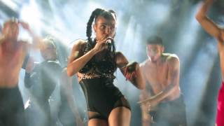 FKA Twigs . Glass & Patron Live