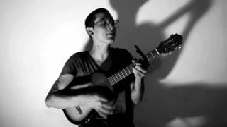 Andas en mi cabeza - Chino y Nacho (cover) Moisés Quiñonez