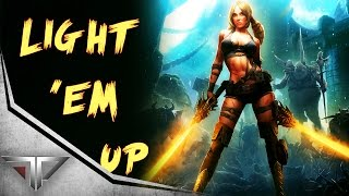 Gaming Tribute : Light 'em UP [By FATHER]