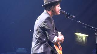 Bruno Mars LIVE HD Count On Me Glasgow SECC 2011
