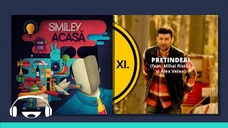 Smiley feat. Mihai Ristea si Alex Velea - Pretindeai (Official track)