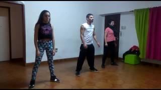 Dancadeira (Pretinho)/ Coreo  Guadalupe Villanueva
