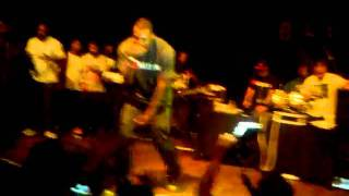 The Game live @ The House of Blues Hollywood 3/11/11