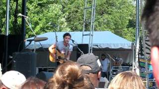 The Tallest Man on Earth - King of Spain - Live at Pitchfork 2010 Music Festival