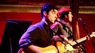 Gabriel Rios - Broad Daylight (Live at Rockwood Music Hall, New York) January 2011