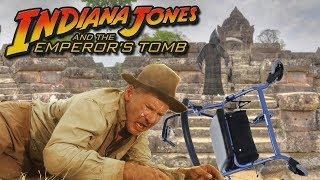 Temple of Dementia - Indiana Jones and the Emperor's Tomb Gameplay Part 2
