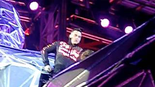 Robbie Williams / Take That - Love Love - Sunderland 27/05/2011