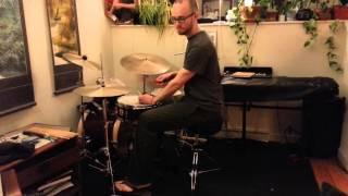 Drum Vlog No. 12 -Eric Harland's Footprints Groove