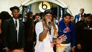 Lil Wayne brings out Mannie Fresh, Turk & Juvenile at NBA All Star 2017 (Hot Boyz Reunion)