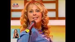 """Cantora MICAELA com """"Seduccion"""" na Grande Tarde da SIC - Contacto para Arraiais"""