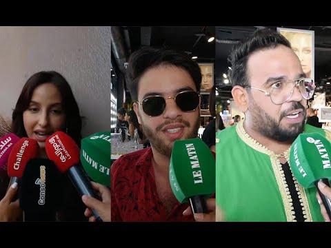 Video : Nouamane Belaiachi, Nora Fatehi et Jawad Qanana à l'ouverture de Yan&One Massira