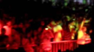 "Matt Cerf intro at Atlantis  - LA Shrine - Playing ""Serge Devant - Peace"""