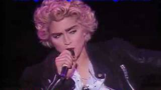 Madonna - Papa don't preach ( SUBTITULADO ESPAÑOL INGLES )