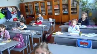 Марафон Читаємо дітям 1 А клас Краматорська ЗОШ №12