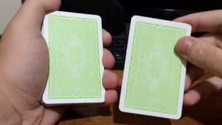 Truque de Mestre - Mágica das cartas coloridas.