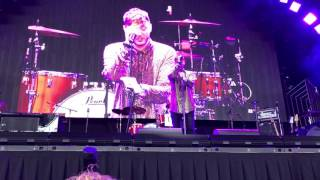 James Arthur Live Freestyling with Amazing Vocals July 21, 2017